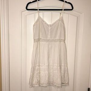 Abercrombie Lace Eyelet dress
